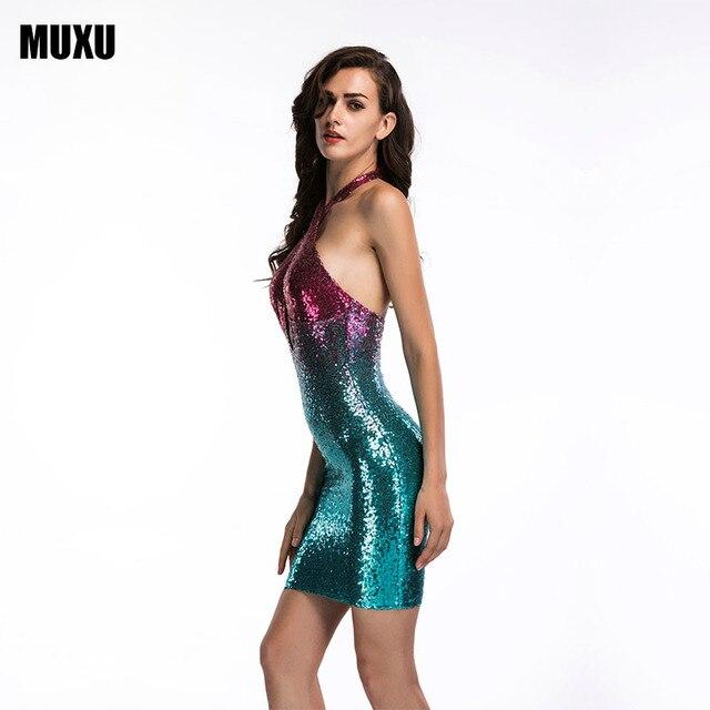Rainbow Glitter Dresses