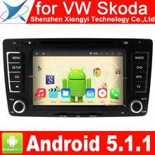 For SKODA SUPERB FABIA  YETI OCTAVIA III OCTAVIA II ROOMSTER Vehicle QuadCore Android Car PC DVD Muilt Media Video Music Player