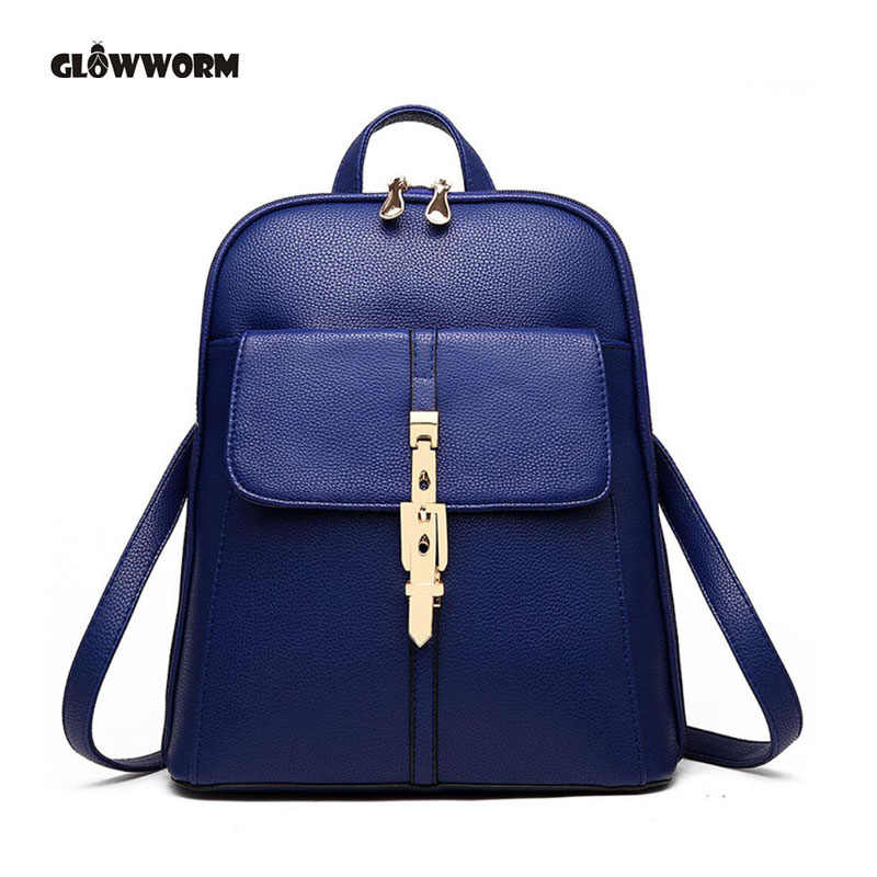 backpack women mochila feminina escolar plecak sac a dos femme travel back pack sirt cantasi mochilas mujer leather plecaki