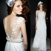 open back sleeveless vestido de formatura longo white long evening dresses vestido de festa w611