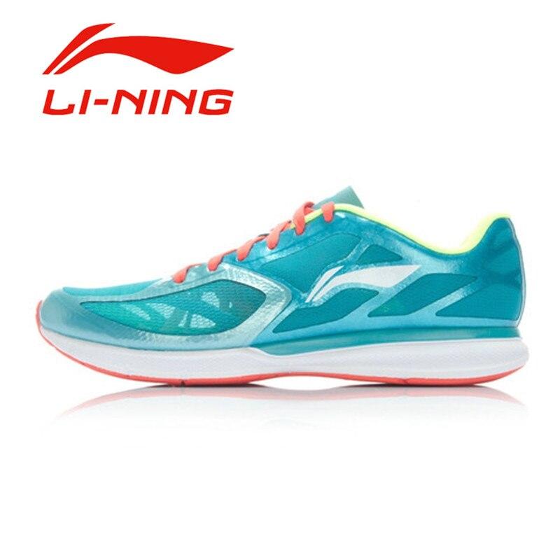 Li-ning hombres Portátil Al Aire Libre Corriendo Zapatos Li Ning Transpirable An