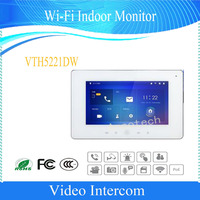 DAHUA Video Intercom 7inches Wi Fi Indoor Monitor Without Logo VTH5221D VTH5221DW