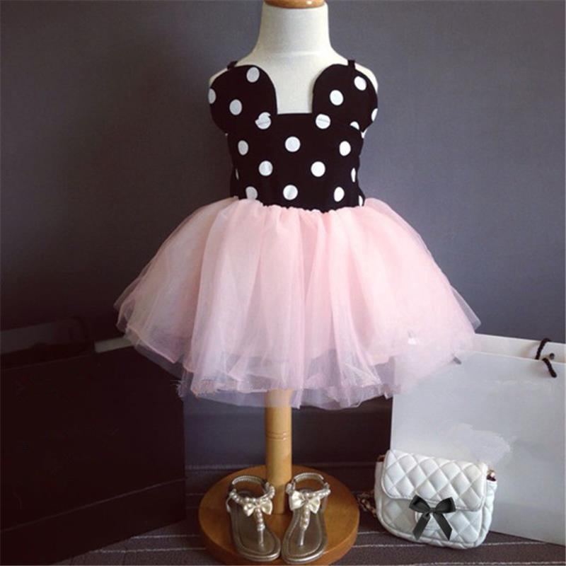 Kids Dresses For Girls New Rushed 2016 Summer Girl Dress Baby Girls Dresses Princess Party Tutu Sequins Decorative Kids Clothes
