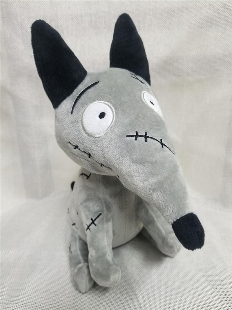 Disney Tim Burton Frankenweenie 10 Plush Sparky Dog Plush Toy Movies Tv Aliexpress