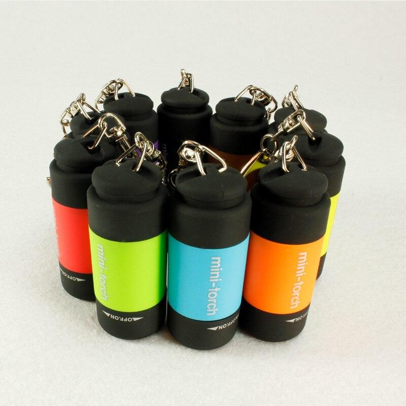 KHLITEC-LED-Mini-Torch-0.3W-25Lum-USB-Rechargeable-LED-Torch-Lamp-Keychain-mini-torch-bright-light-2018-led-flashlight15