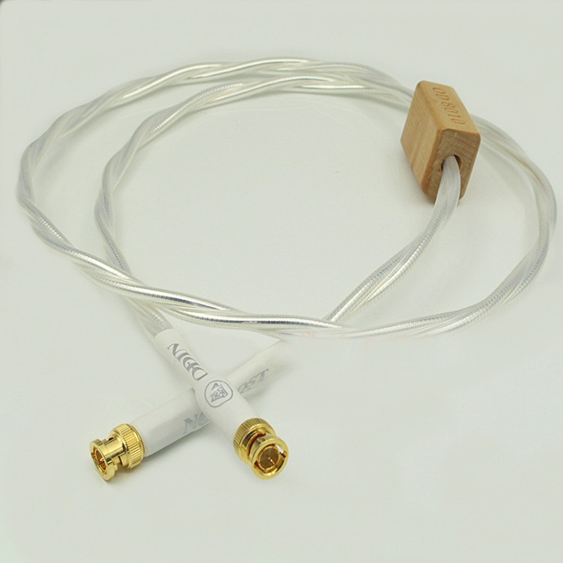 Hifi Nordost odin 75Ohm Coaxiale Digitale AES EBU interconnect kabel met vergulde BNC Plug op AliExpress - 11.11_Dubbel 11Vrijgezellendag 1