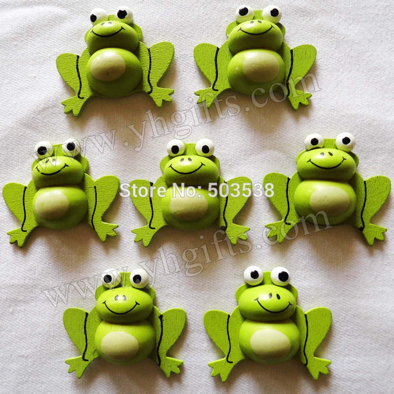 500PCS/LOT,Big frog stickers,3.5x4cm,Kids toys,scrapbooking kit,Early educational DIY.Kindergarten crafts.Classic toys.
