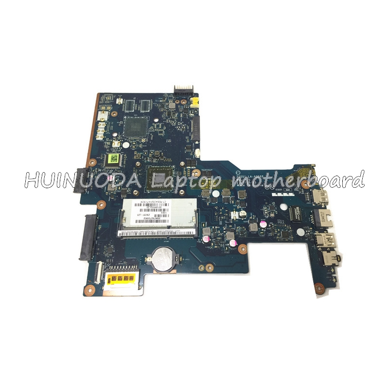NOKOTION 760829-001 760149-501 For Laptop Motherboard HP 15-H 15-G series ZS051 LA-A996P REV 1.0 cpu mainboard original laptop motherboard abl51 la c781p 813966 501 for hp 15 af mainboard full test works