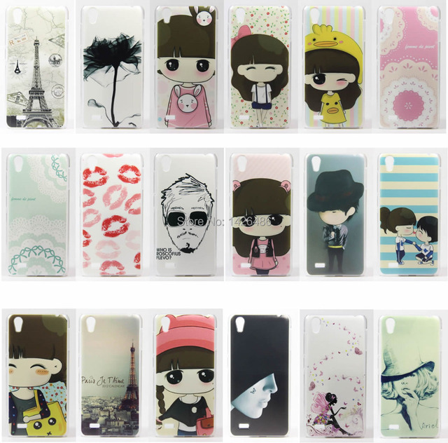 hot sales 5032a 57e97 US $2.87  Cartoon Back Cover Case For BBK Vivo y15 y13 Y15T Tower Headphone  Girl Protector Guard Skin Hard Plastic on Aliexpress.com   Alibaba Group