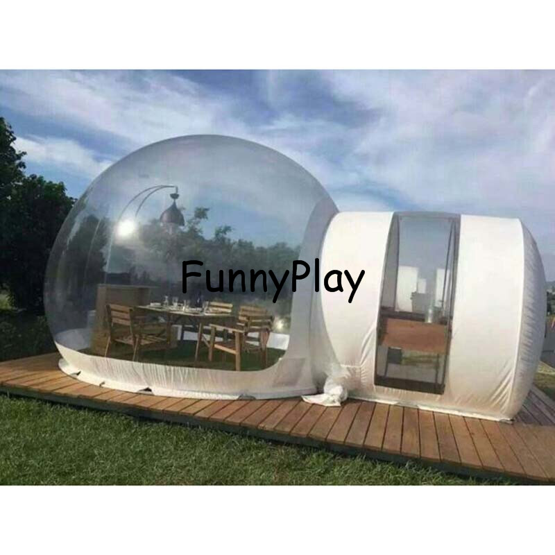 Inflatable Party Luxury Camping Tent Wholesale Taiwan