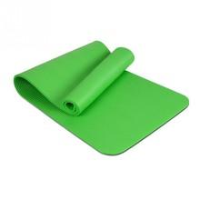 2016 New PVC Health Yoga Mat Non-Slip Lose Weight Exercise Fitness Mat Beginner Gymnastics Mat For Household Body Building Yoga