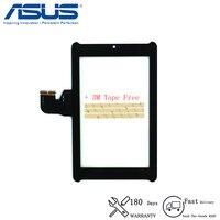 Asus fonepad 7 lte me372 me372cg k00e 태블릿 pc 터치 스크린 디지타이저 유리 부품 교체 패널