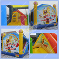 Commercial Quality HOT 4m by 4m Inflatable Spongebob Bounce House, Sponge Bob Inflatable Bouncer