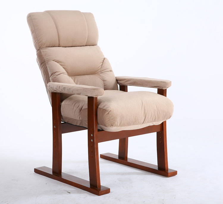 Enjoyable Japanese Style Upholstery Furniture Wood Sofa Armchair Pabps2019 Chair Design Images Pabps2019Com