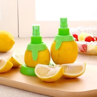 1Pcs/set Lemon Orange Sprayer Fruit Juice Citrus Spray Kitchen Fresh Fruit Juice Squeeze Tools Protable Kitchen Cooking Tool New