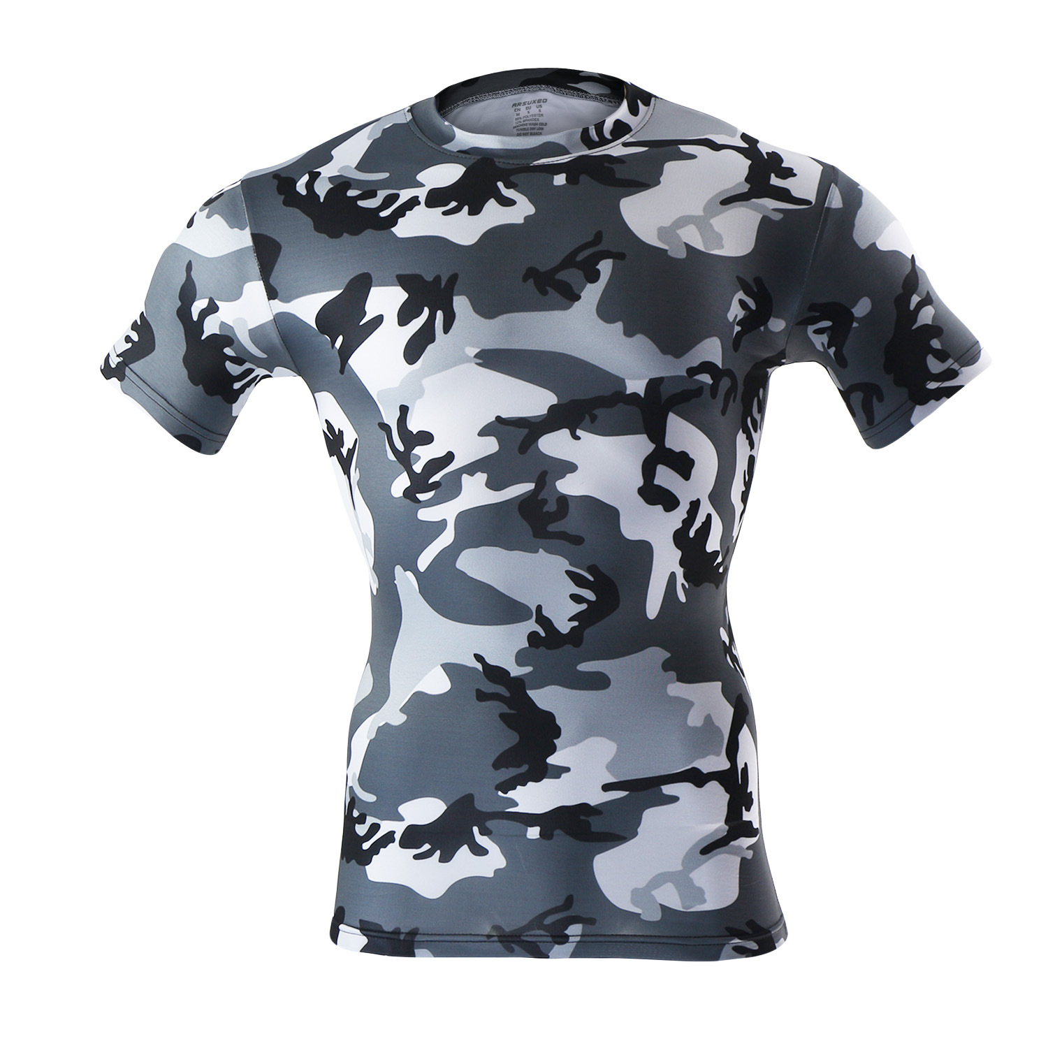 2016 new quick dry men 39 s compression t shirts base layers for Fast set gartenpool xxl