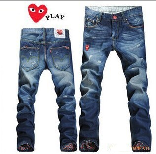 5a5c842b64045 Freeshipping Top European Fashion Winter Zipper Fly Straight Nudie Jeans  Sale Black D-iesel Jeans Distressed Jeans qs116