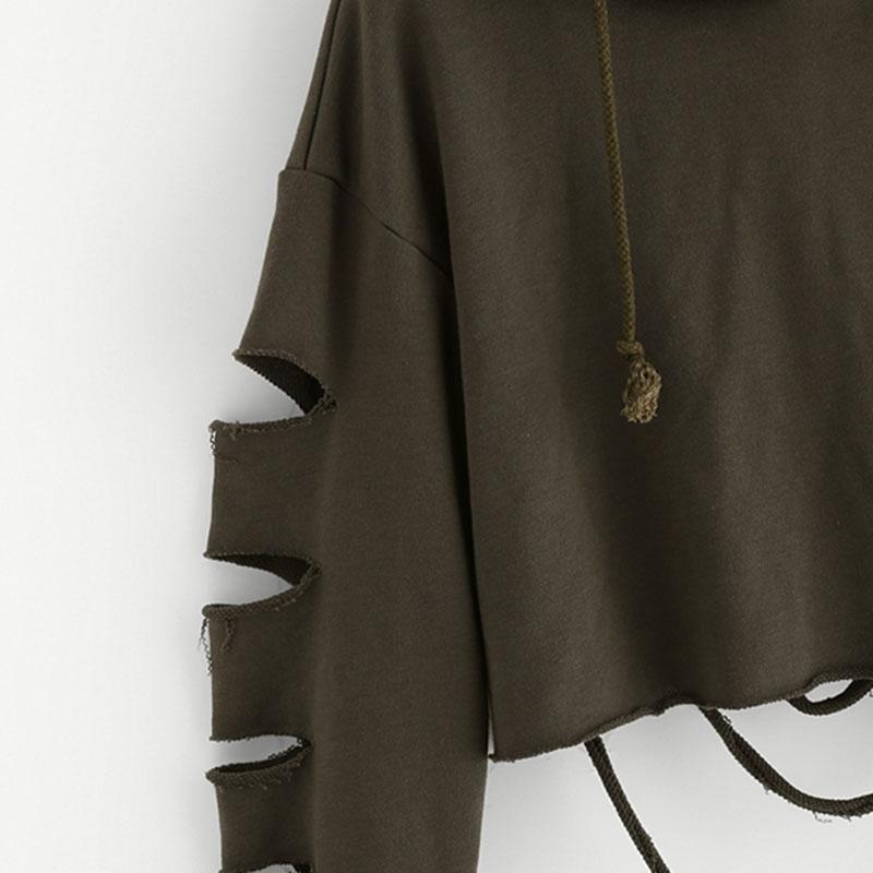 HTB1OGQjdMAq0eJjSZFtq6A.qVXag - Drop Shoulder Hollow Out Sleeve Crop Hoodie PTC 330