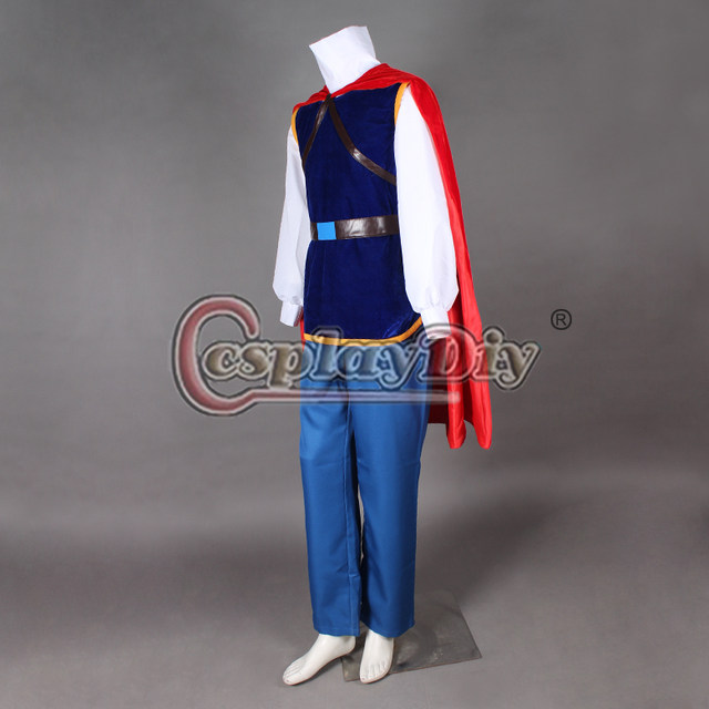 Free Shipping Custom-made Fairy Tale Snow White Prince Cosplay Costume Snow White Prince outfit & Online Shop Free Shipping Custom-made Fairy Tale Snow White Prince ...