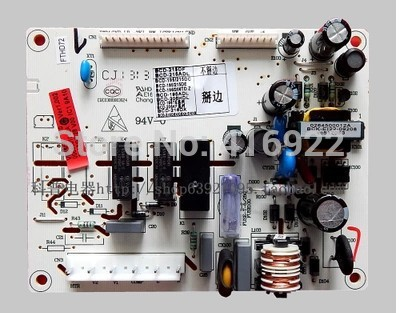 95% new 100% tested for Haier refrigerator 0064001042A/BCD-215DF/DE/DC/ADL Power supply board computer control board sale power supply for pwr 7200 ac 34 0687 01 7206vxr 7204vxr original 95%new well tested working one year warranty