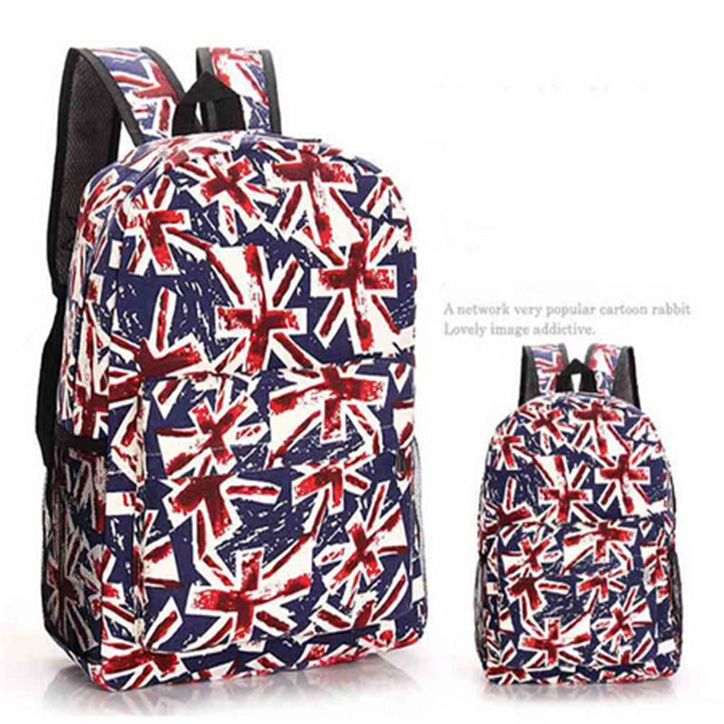 ФОТО 2016 casual canvas backpack women fashion school bags for girls Students' Travel backpack shoulder bags mochila
