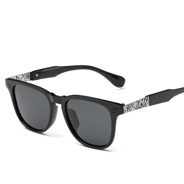 24ee6dbdf4 Al por mayor gafas de sol para hombres y mujeres colorido new classic retro  gafas de