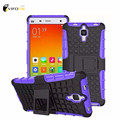 For Xiaomi Mi4 Cover With Stand Holder Durable TPU+PC Protector Back Case For Xiaomi m4 mi m 4 mobile phone