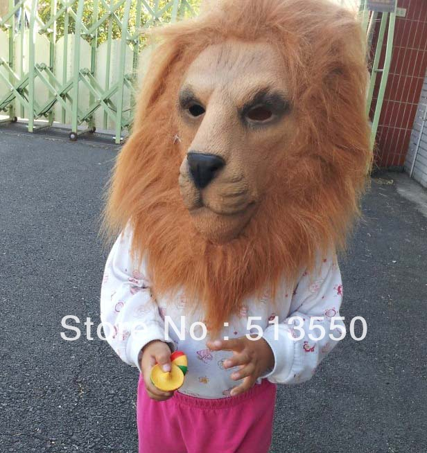 Halloween Lion Mask