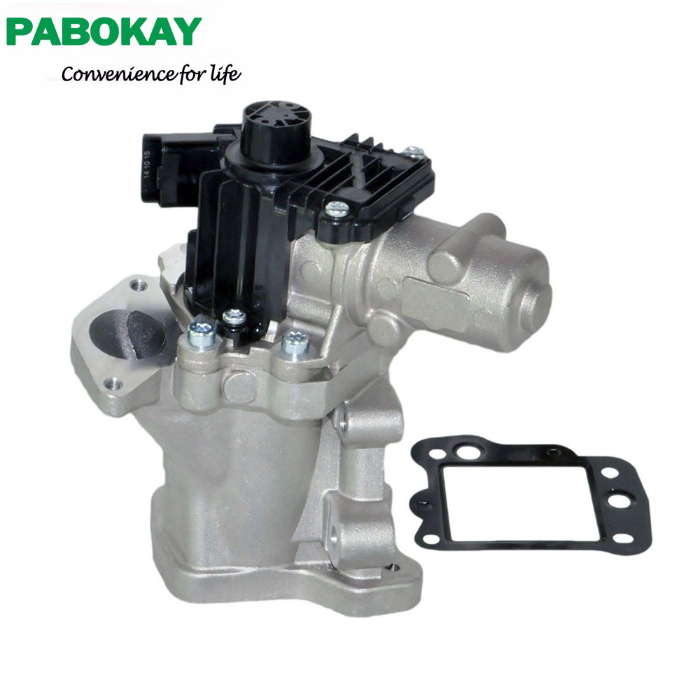 For Ford Citroen Lancia Phedra EGR Valve with gaskets 1427355 9656911780 6G9Q9D475AA 1618 T1 6G9Q 9D475