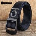 Nuevos 8 cinturones de color al aire libre Parejas correa cinturón táctico cinturón de nylon correa de nylon Resistente Al Agua y duradero de alta calidad