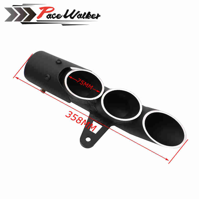 FREE SHIPPING Modified exhaust Yamah R6 exhaust for modified exhaust pipe bomb personality for Street necessary good sound