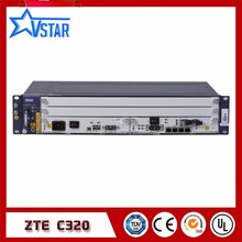 Original ZTE ZXA10 C320 OLT, SMXA Card*1PCS with PRAM , AC+DC power supply