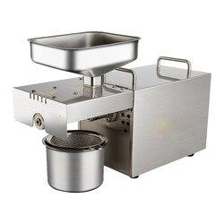 Automatic Stainless Steel Peanut oil press machine