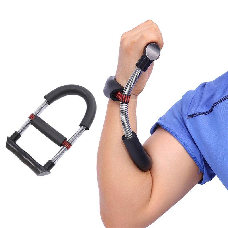 Рукоятка, тренажер для рук, регулируемый предплечье, для рук, для запястья, для силовых упражнений, силовой тренажер, усилитель силы, для бод...