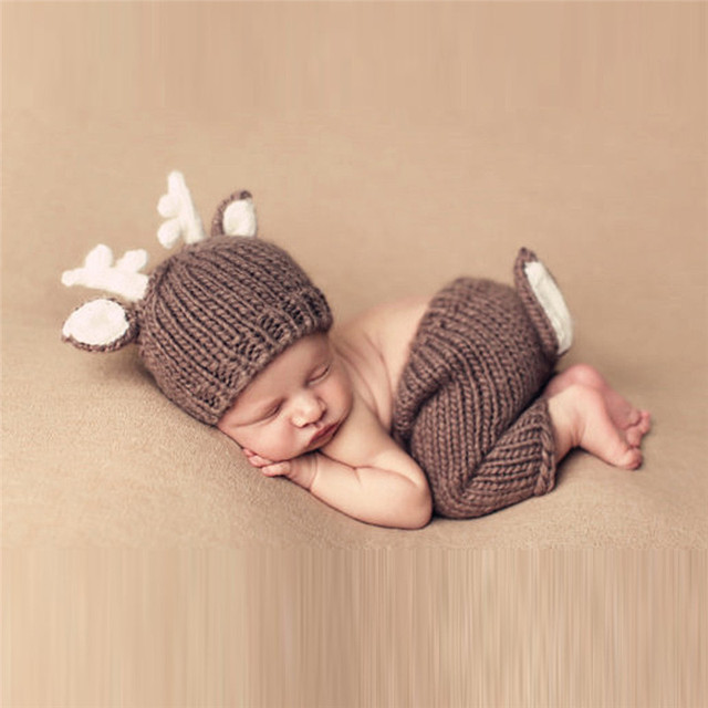 Handmade Newborn Photography Props