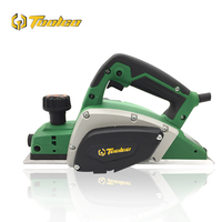 Toolgo 220V 650W Electric Planer Woodworking High Power 16000rpm Multifunction Non slip Handle Wood Planer Machine