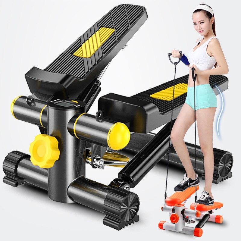 Stepper ménage Mini hydraulique muet alpinisme Stepper multifonctionnel Fitness sport équipement usine vente directe