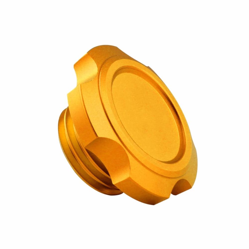 Engine Oil Filler Cap Orange-Gold For SUBARU WRX STI BRZ Impreza Legacy Forester