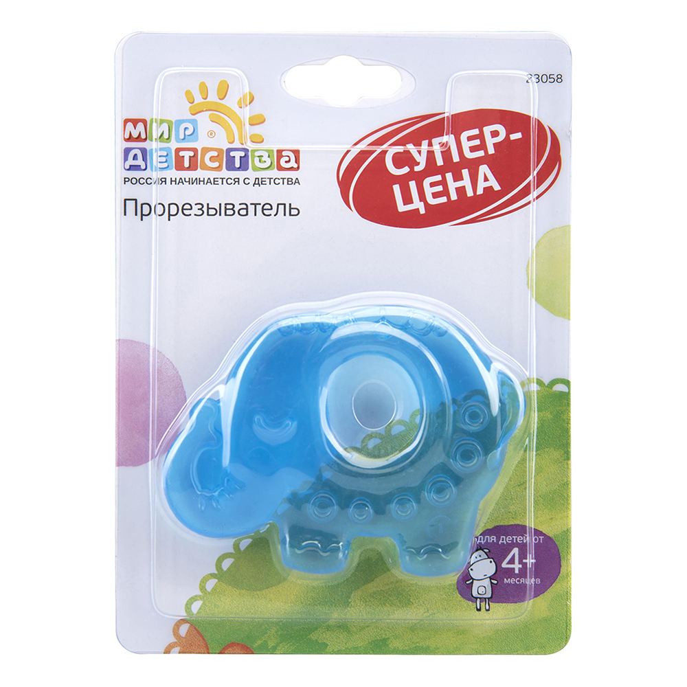 Teethers MIR DETSTVA 23058 for boys and girls toys baby children products teethers kurnosiki 23076 for boys and girls toys baby children products