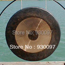 "Percussion musical instruments traditional Chinese 16"" Chau gong"