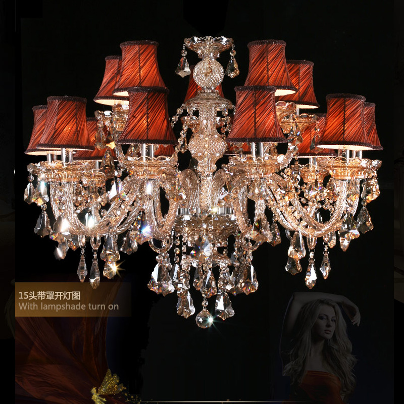Modern Crystal Chandelier Led Lamps Discount Wholesale Low Price - Wholesale chandelier crystals catalog