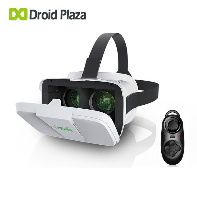 "BOBOVR Z2 3D VR Glasses Virtual Reality Glasses VR Box Google Cardboard Gafas Realidad Virtual for 4.7~6"" Smartphone"