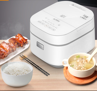 Famous Brand Electric Multi Mini Smart Rice Cooker 220V 3L IH Heating Household Electric Rice Maker Machine