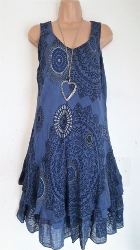 Vestidos Women'S Dresses Spring Summer Dress Multicolor Pint Casual Plus Size Dress Ladies Holiday Dresses 5Xl