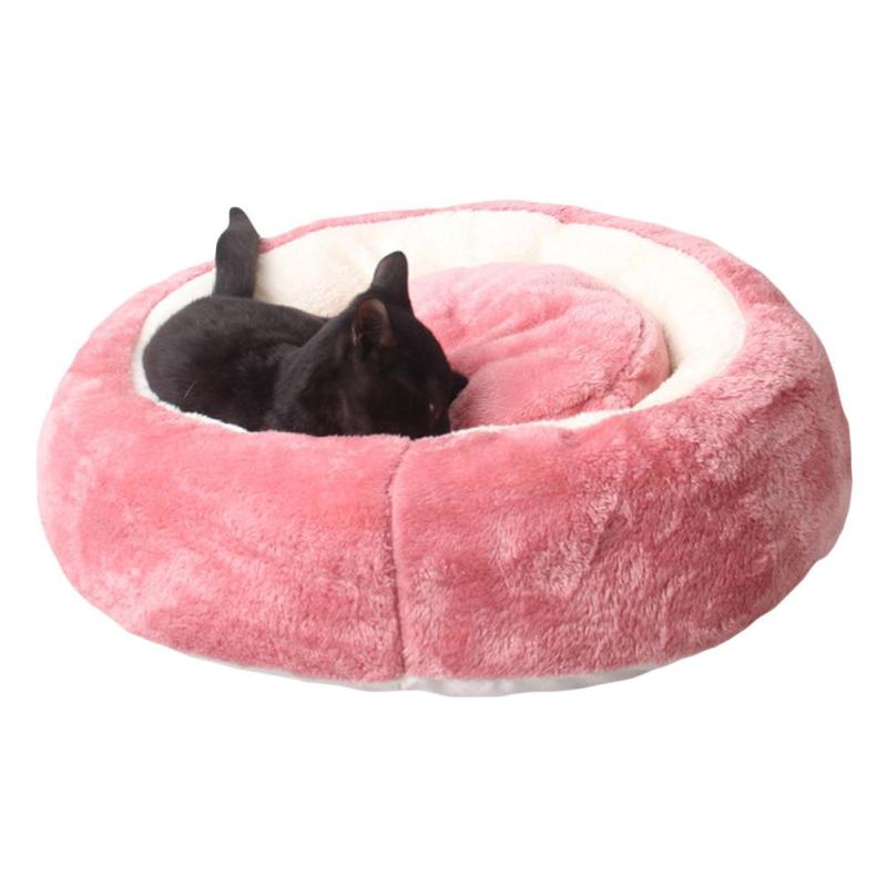 Product Category: Pet Nest. Color: Pink, Purple, Yellow.  Size:55*17cm/21.65*6.69in. Applicable Gender: Universal Weight:780g.  Package:mat*1 Nest*1