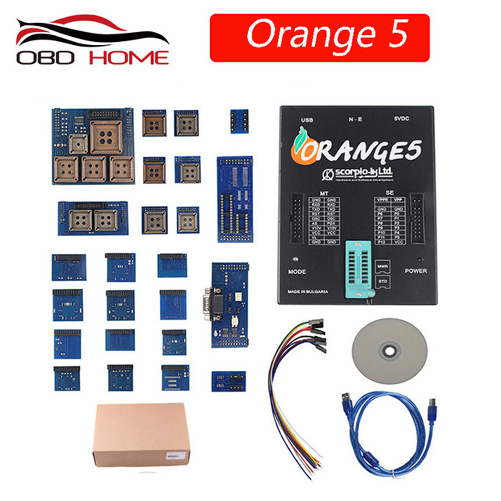 2018 Diagnostic tool Best OEM Orange5 Orange 5 Programming Device With Full Packet Hardware Enhanced Function