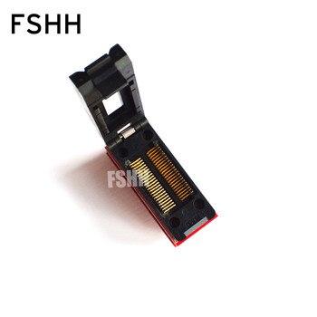 PSOP44 to DIP44 Programmer Adapter SOP44 to DIP44 IC Test Socket Pitch=1.27mm psop44 to dip44 sop44 soic44 sa638 b006 ic test socket adapter for rt809h programmer high quality
