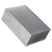 1pc Aluminum Heatsink Heat Sink Cooling for Led Amplifier Transistor IC Module 100*69*36mm(China)