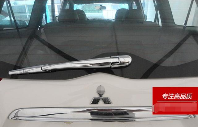 Auto rear window super visor sticker for Pajero  sport,Type B ,free shipping