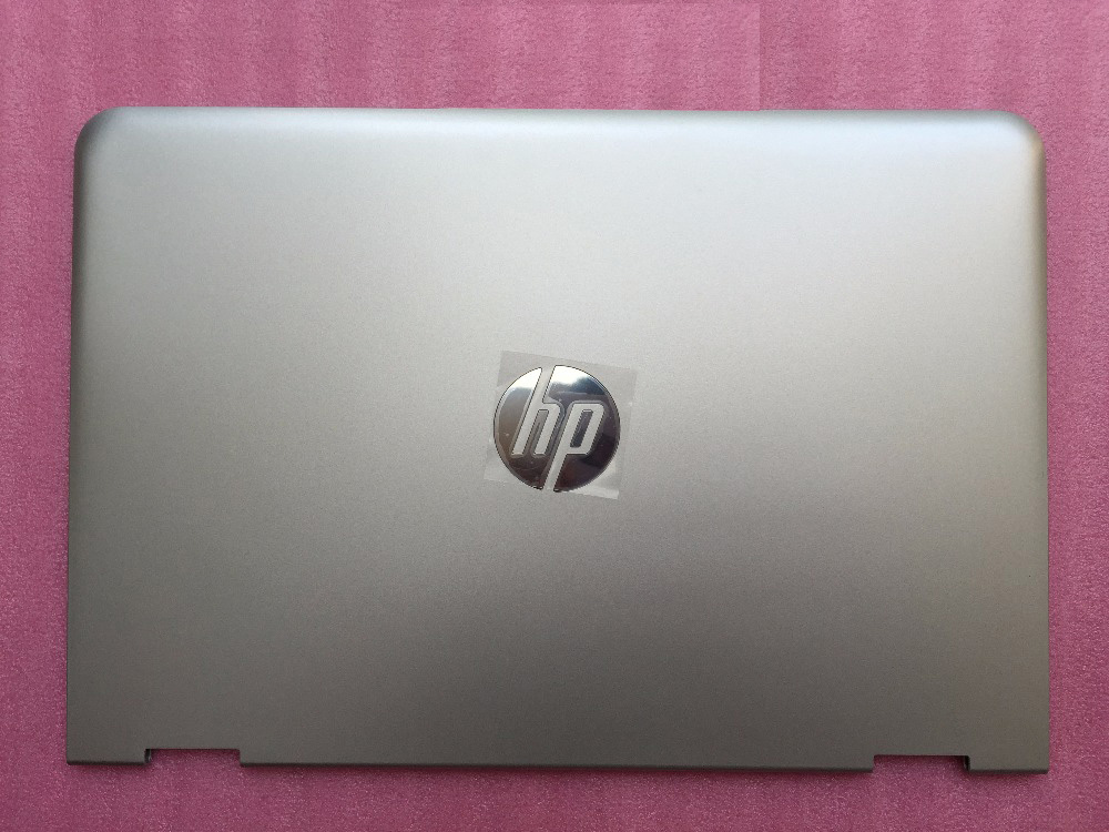 New Original HP Pavilion X360 13-U series 13-u013tu u015tu u018tu u140tu u117tu LCD Back Cover Silver856004-001 Gold856003-001 цена